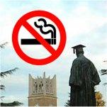 早稲田大学から全国へ 禁煙推進