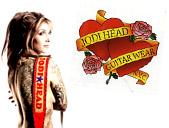 JODI HEAD GUITAR WEAR N.Y.C.
