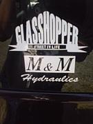 GLASS HOPPERc.c