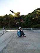 グラビティー ロングスケート