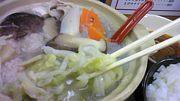 麺々亭のA定食の中で寄せ鍋最強