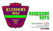 HANDSOME☆BOYS On Mixi