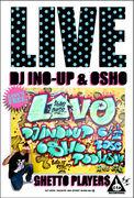 ONE LIVE☆Dj INOUP