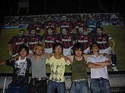 関大軽音楽部フットサルチーム