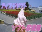 ソフトクリーム探検隊
