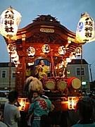 野口八坂神社はやし連の会