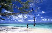 マーシャル島に行ってみたい