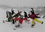 スノーボードに行きたい!都内