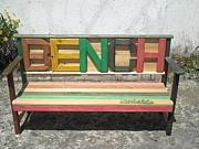 ・*;BENCH .+*