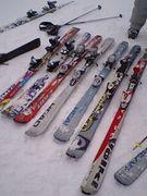 同女スキー部