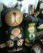 木彫りアニマル