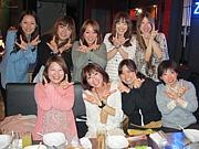 ラブジャンキー(大阪女子会)