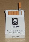 タバコの一本目が中々出てこない