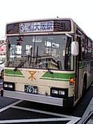 大阪市営バス34系統