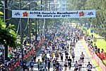 ホノルルマラソン2012☆福岡東