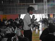 平成十年度並木中学校卒業生