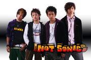 HOT SONICを中国地方で応援し隊