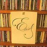 Easel label