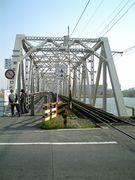 赤川大橋・赤川仮橋