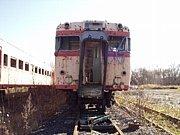 国鉄 廃 列車 放置 車両 保存