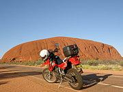 バイクで世界一周!