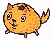 愛媛犬(CV・水樹奈々)