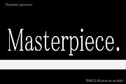 Masterpiece.☆PROJECT