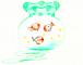 金魚鉢のコメット