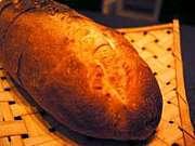 フランスパンのはしっこが好き