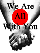 We Are All With You, Japan!