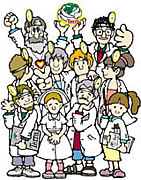 医師同期の集い(第104回国試)