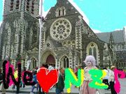 NZ in Christchurch