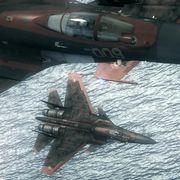 ACE COMBAT  Su-33 Flanker