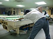 Billiards wille
