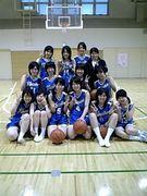 共立バスケ部2007.。.:*・゚☆.