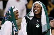 Rajon Rondo #9(Boston Celtics)