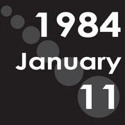 1984年1月11日生まれの会