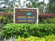 COCO PALM☆GARDEN BEACH