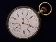 国産古懐中時計