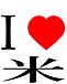 I LOVE 米