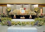 若者が来る葬式(老衰)