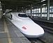 新幹線の座席は窓側で!!