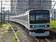 常磐線/千代田線 209系1000番台