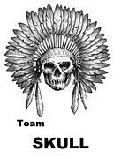 ツーリングクラブ Team SKULL