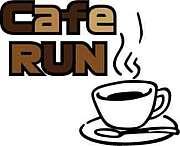 「京都 Cafe Run」