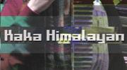 Kaka Himalayan (KAKA MAP 1)