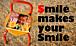 笑顔で笑顔を増やす!