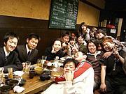 旭東同窓会メンバー(2001年度卒)