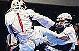 大阪学院大学高校 日本拳法部