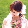 これから結婚式する人☆(^^♪